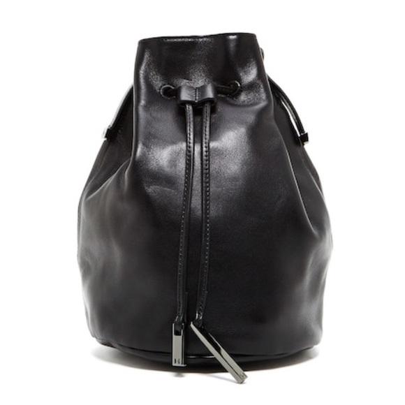 8a4cbab936b3 Halston Heritage Bucket Bag